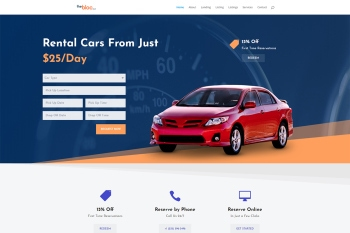 Car Rental Demo