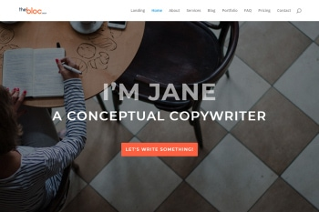 Copywriter Demo