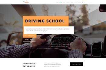 Driving School Demo