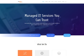 IT Services Demo
