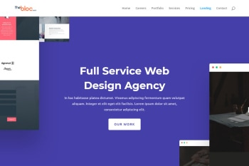 Web Agency Demo