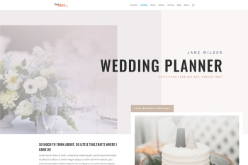 Wedding Planner Demo